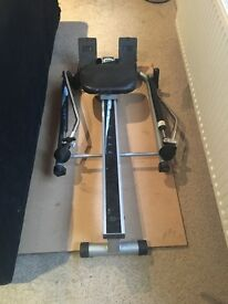 Rowing machine / exercise