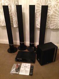 Surround Sound System, LG Audio Home Cinema System