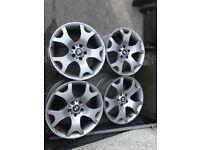 """19"""" BMW X5 tiger claws . alloys, wheels, 5x120"""