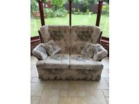 Two Seater Sofa - Country Cottage Style