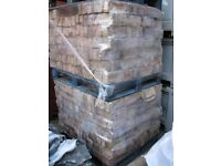 Mixed London Stock Bricks For Sale. Pallets Of 500 Available ( Or £1 Per Brick )