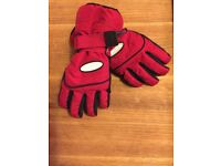 Children's Hestra Ski Gloves (size 3)