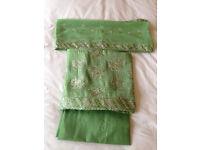 Lovely pale green salwar kameez suit Material - indian pakistani