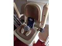 Acorn Brookes Slim Line Straight Stair Lift - Right Hand Side (12 Steps)