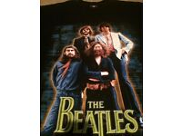 BEATLES XL T-SHIRT