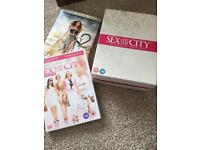 Sex and the City - Complete DVD Collection