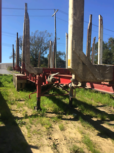 Logging, log skel trailer Launceston Launceston Area Preview