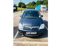 VAUXHALL MERIVA 1.6 i 16v Active 5dr (A/C). DRIVE PERFECT. VERY LOW PRICE FOR URGENT SALE