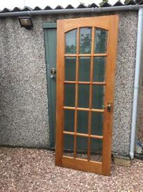 Hardwood Mahogany Internal Door