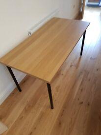 Two Ikea Linnmon Table top/Desk