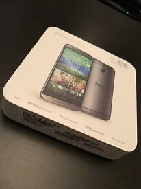 HTC One M8 Boxed