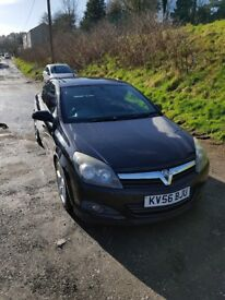 Vauxhall Astra 1.9CDTI SRI remapped, lowered long MOT