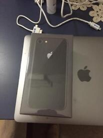 iPhone 8 256 gn sealed