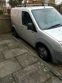 FORD TRANSIT CONNECT VALETING VAN