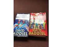 FOR SALE: The Person Controller and The Parent Agency by David Baddiel