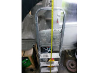 ABRU 4 step stepladder