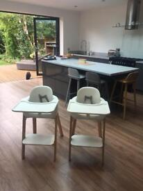 Stokke steps highchair x 2 available