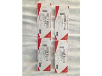 Justin Beiber Tickets Cardiff