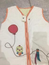Baby grow bag 6-18months
