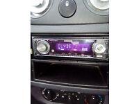 Kenwood cd radio nearly new