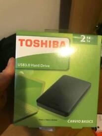 Toshiba 3.0 hdd 2 tb