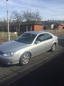FORD MONDEO GHIA X TDCI FULLY LOADED 695ONO