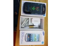 SAMSUNG S3 MINI blue 8GB UNLOCKED BOXED phone1