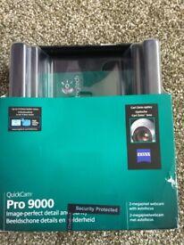 Logitech Quickcam Pro 9000