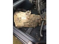 VW LT 28 5 speed gearbox - £100 including gearstick