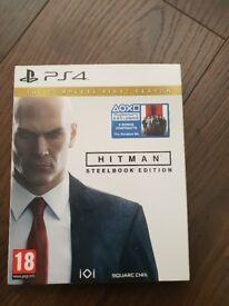 Hitman Ps4 game