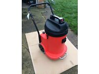 Cleaning equipment, Hoover, water tank, chemicals and more