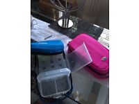 2 keep fresh lunch box bags set with inner containers for food storage for sale in Cardiff
