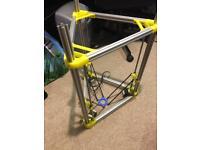 3D printer Parts - Kossel Delta / E3D Extruder / Arduino / Stepper Motors