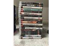 PlayStation 3 bundle of games