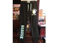 Hudson and rose new look jogging bottoms size 10