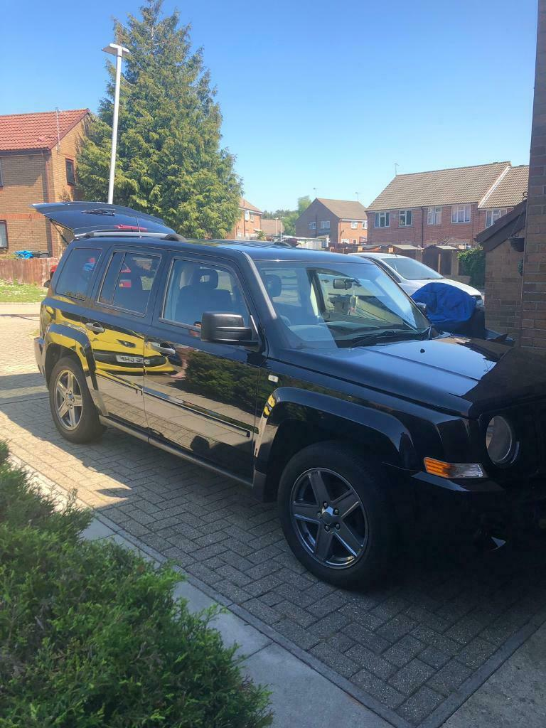 Jeep Patriot 2 0 crd limited 4x4 | in Poole, Dorset | Gumtree