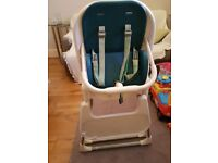 Mamas and Papas Pixi High Chair