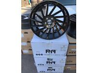 "4 19"" riviera alloy wheels alloys rims tyre tyres Mercedes audi seat Skoda Vw Volkswagen 112"