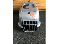 RAC Cat / Dog / Pet Carrier. Medium Size. As New. Only Used Twice.