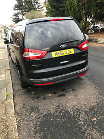 FORD GALAXY TITANIUM 2011 AUTO DONE ONLY 53000 MILES HPI CLEAR NOT PRIUS HONDA VW