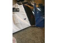 Mix of Men's t shirts brand new medium large and xl