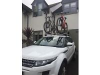 Thule Roof Bars for Range Rover Evoque