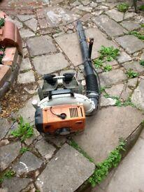 Leaf blower stihl BR420