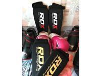 Kickboxing equipment