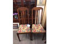 Chairs (x2)