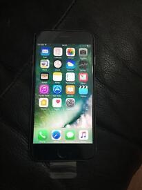 iPhone 6s black 16GB