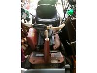 Briggs & Stratton ride on mower for parts/not working