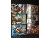 14 used doctor who dvds