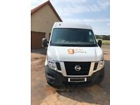 No VAT to pay, Perfect Condition Nissan Van, Owned from New, Full Service History