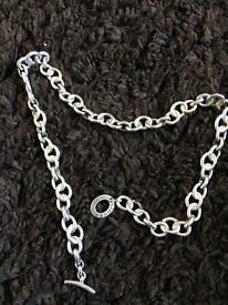 Links of London signature necklace